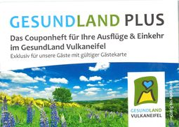 GesundLand PLUS Couponheft